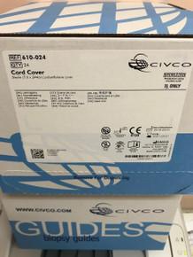 "610-024 CIVCO Probe Cover Sterile 7.6 x 244cm (3"" x 96"") polyethylene cord cover"
