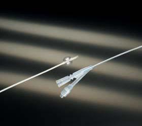 1758SI12 Bard Lubri-Sil  Foley Catheters 12FR 100% SILICONE 2 WAY 5ML BALLOON INFECTION CONTROL