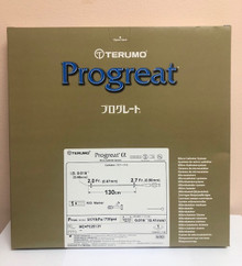 Terumo MC*PC2013Y Progreat Microcatheter 2Fr  130 cm Straight