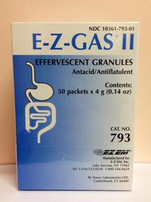 CO2 Granules E-Z-GAS 4GM PKT 9020-01 EZEM 793