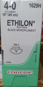 Ethicon 1629H ETHILON Suture