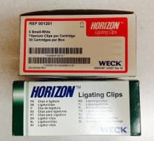 Horizon, Ligating, Titanium, Small/Wide