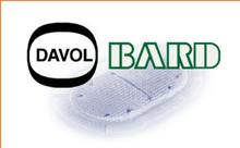 Bard Davol 0112670 BARD Mesh Flat Sheets 2/case