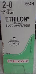 Ethicon 664H ETHILON Suture