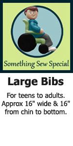 Large Bibs
