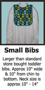 Small Bibs
