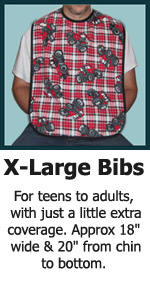 XL Bibs