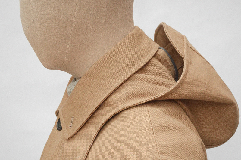Hood Jacket, Copper