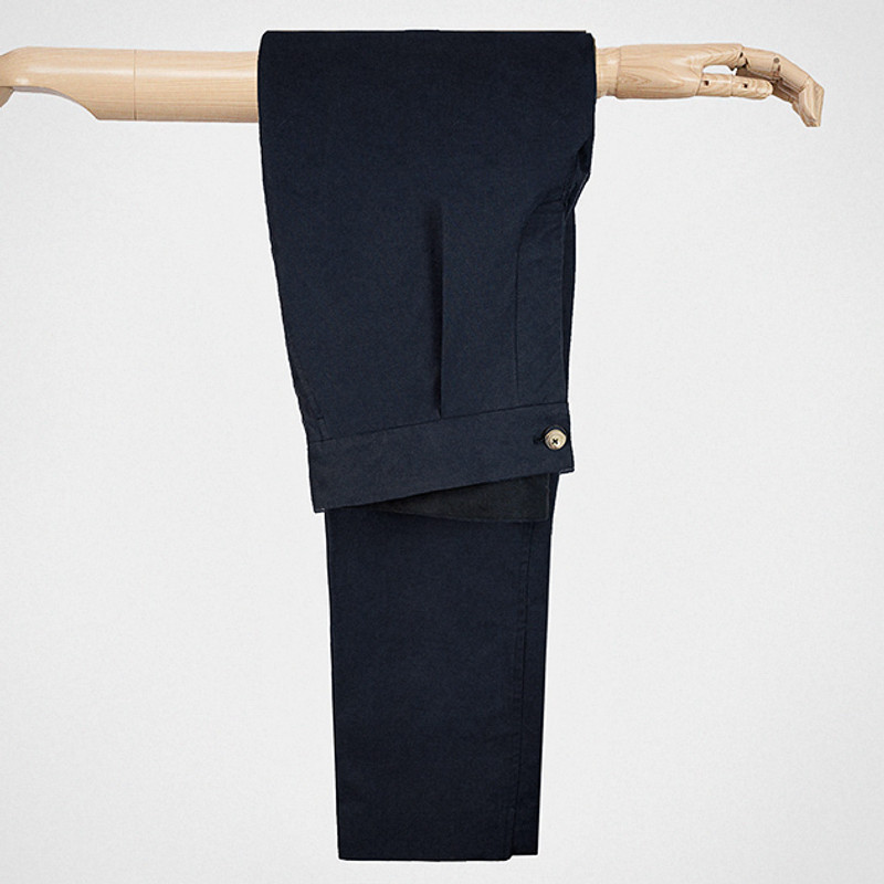Proper Trousers, Navy Blue