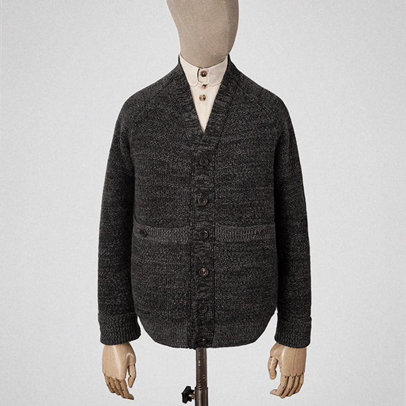 Cardigan, Derby and Charcoal