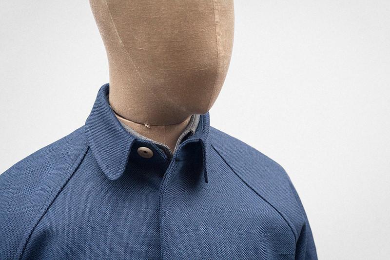 Overshirt, Bold Blue