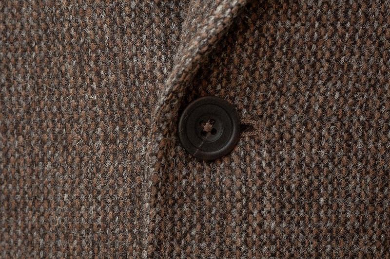 SB2 Jacket, Grey-Fawn