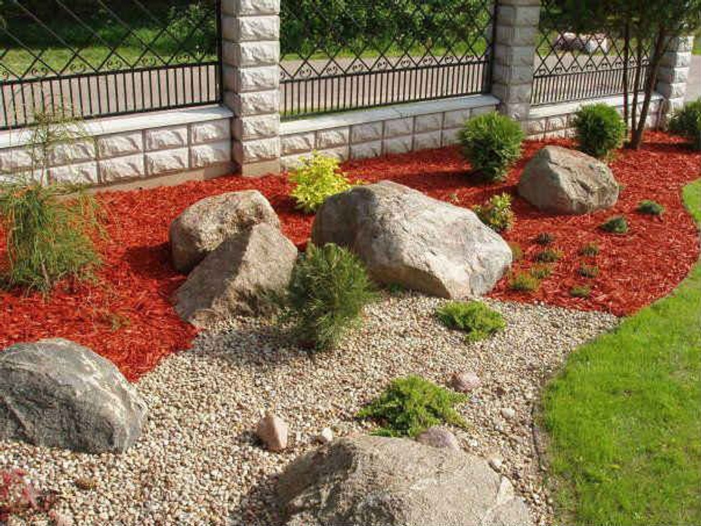 No-dig garden bedding edge