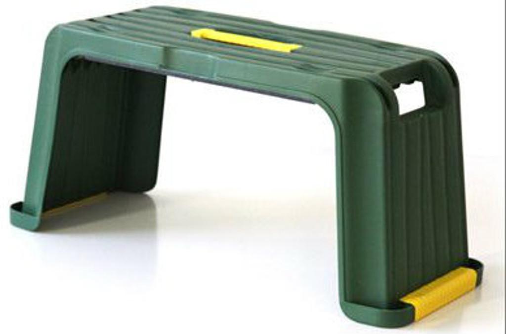 Sturdy garden stool