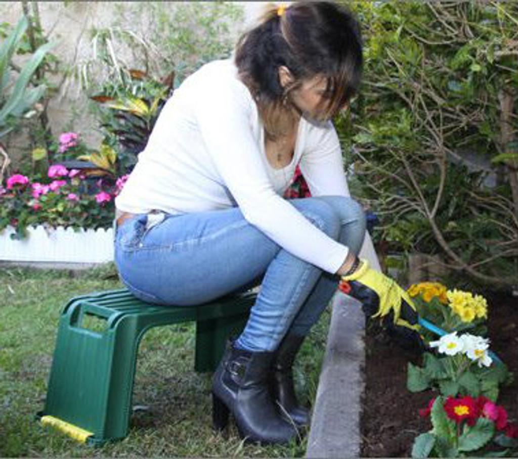 Easy stool for weeding