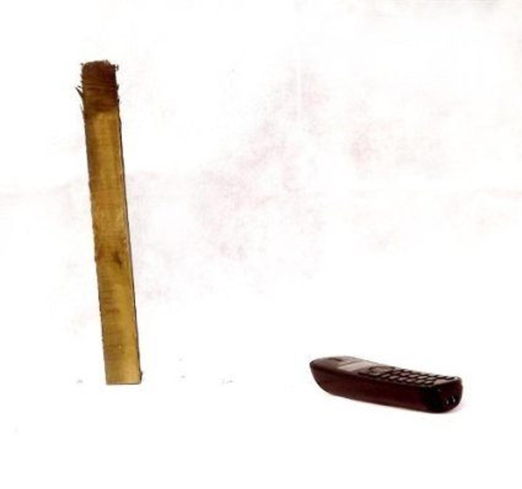Timber pressure treated pegs