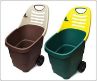 Wheeled Garden Trolley