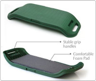 Foam padded kneeler