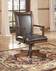 Hamlyn Swivel Desk Chair