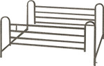 Telescoping Full Length Hospital Side Rails 15001ABV by Drive
