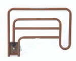 Half Length Assist Bed Rails 6632 by Invacare