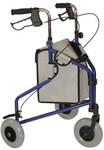 Steel 3-Wheel Freedom Cart Walker R310 by Tuffcare