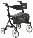 Nitro Heavy Duty Rollator 10266HD by Drive