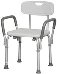 Bath Shower Chair with Arms 302 by Probasics