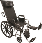 Probasics Reclining Wheelchair w/ Elevating Legrests