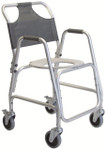 Lumex Shower Transport Chair 7910A