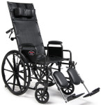 Advantage Recliner Wheelchair by Everest & Jennings