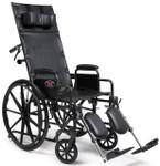 Advantage Recliner Wheelchair by Everest & Jennings