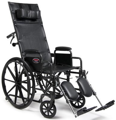 Advantage Recliner Wheelchair by Everest u0026 Jennings  sc 1 st  American Discount Home Medical Equipment & Everest u0026 Jennings Advantage Recliner Wheelchair islam-shia.org