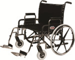 Paramount XD Bariatric Wheelchair by Everest & Jennings