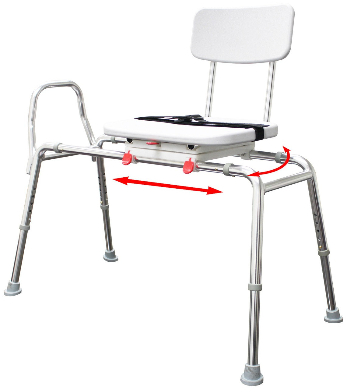 shower transfer medical commode plastic drive with benchcommode bench combination index opening
