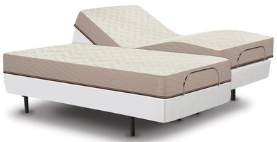 Brio 30 adjustable bed with Memory Cell Prelude mattress