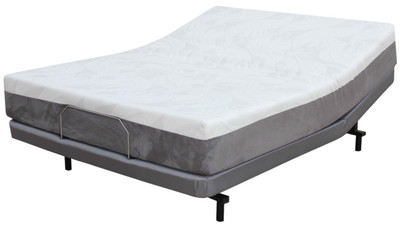"TS-100 with Ergo Pro Form 10"" mattress"
