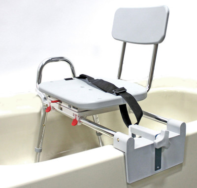transfer products medical for backrest drive with bench plastic and tub gray pin adjustable bathtub