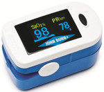 John Bunn DigiOx Finger Pulse Oximeter JB02008 by Graham Field