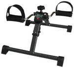 Folding Digital Pedal Exerciser FAB104 by Fabrication Enterprises