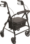Probasics Low Profile Rollator Walker RLAH6BK