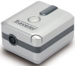 DeVilbiss Traveler Portable Compressor Nebulizer 6910D-DR