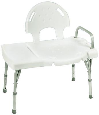 invacare 9670u iclass heavy duty shower transfer bench
