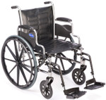 Tracer EX2 Invacare Manual Wheelchair w/ Removable Arms
