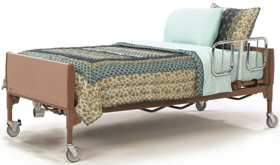 Invacare Bariatric Electric Hospital Bed Package BARPKGIVC