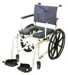 Invacare Mariner Rehab Shower Commode Wheelchair 6795/6895