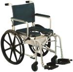 Invacare Mariner Rehab Commode Shower Wheelchair 6795/6895
