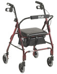 Winnie Mimi Lite Deluxe 4-Wheel Walker by Drive