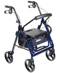 Duet Rollator Transport Chair 795 by Drive