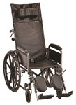 Nova Full Reclining Wheelchair 6160S 6180S 6200S